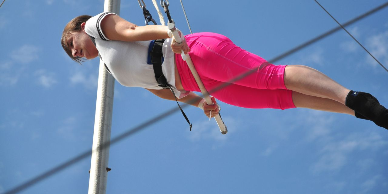 Tales From The Trapeze