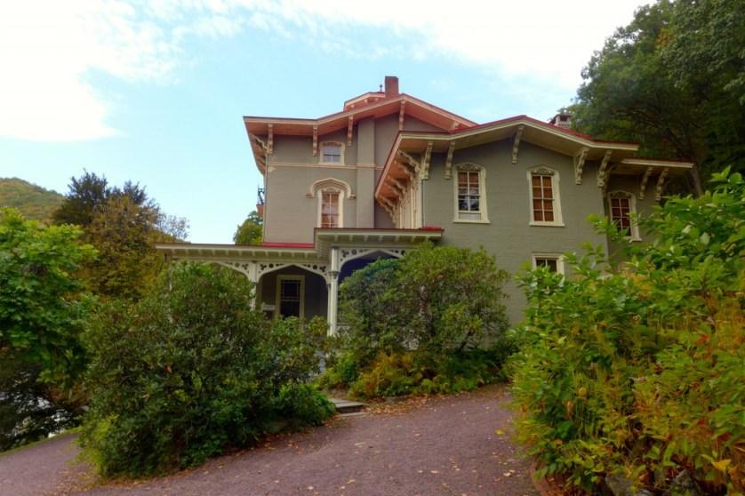 Asa Packer Home Photo: Maralyn D. Hill
