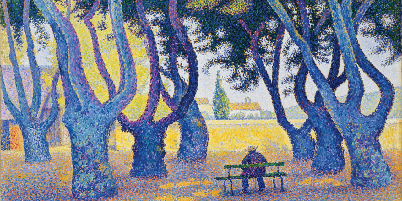 Neo Impressionism And The Dream Of Realities At The Phillips