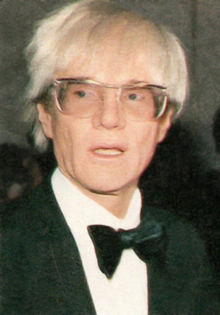 Andy Warhol in Christian Roth