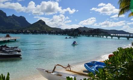 Spectacular Silver Anniversary on Bora Bora