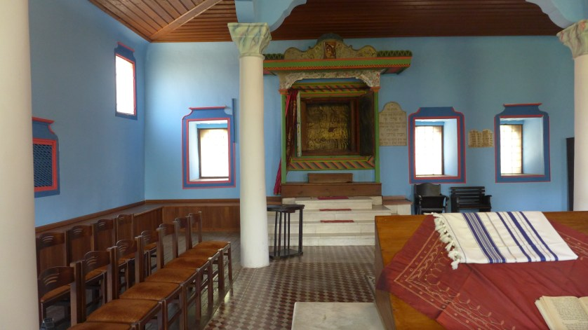 Jewish Synagogue in Veria