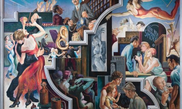"Thomas Hart Benton's ""America Today"" Mural"