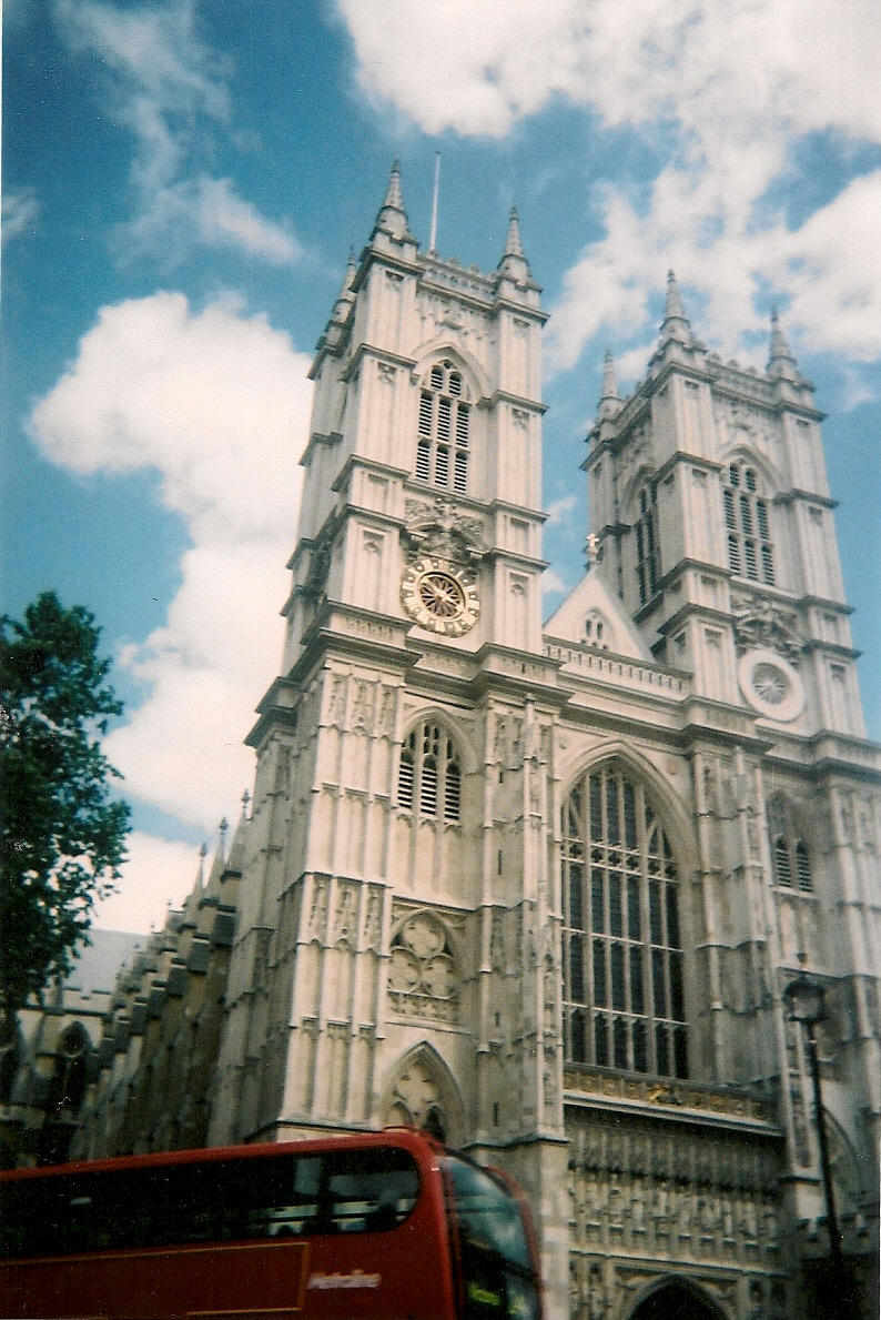 Westminster Abbey ©Taylor Young