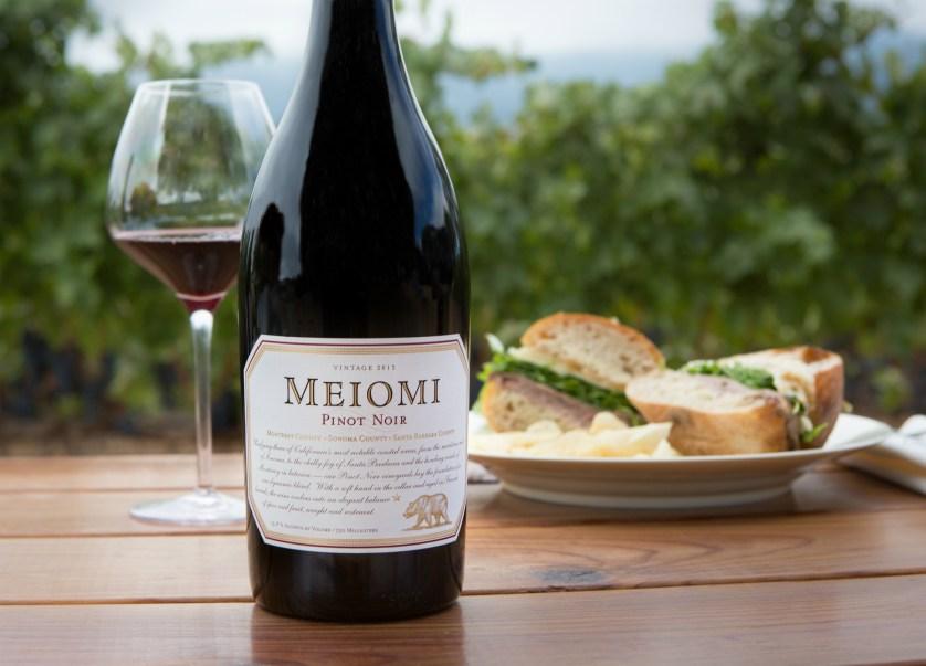 Meiomi Wine, Pinot Noir