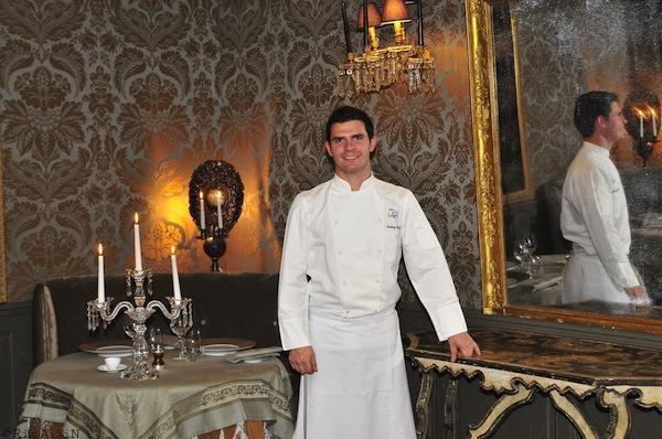Chef Anthony Bonnet