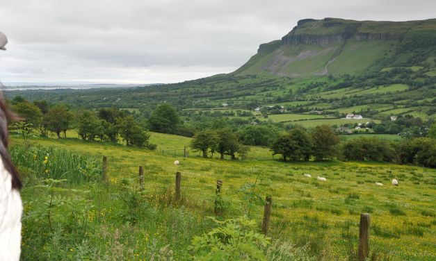 Finding Myself In Ireland