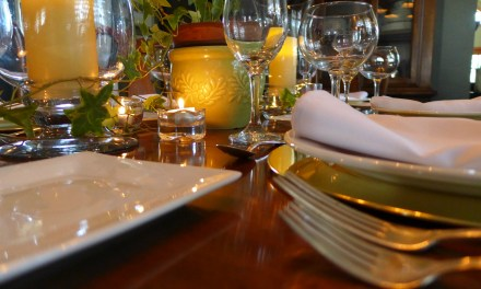 Global Etiquette – Table Settings in U.S. and Europe