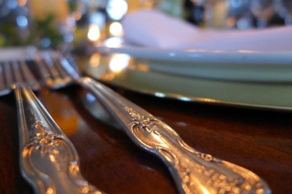 Table Settings ©Sherrie Wilkolaski