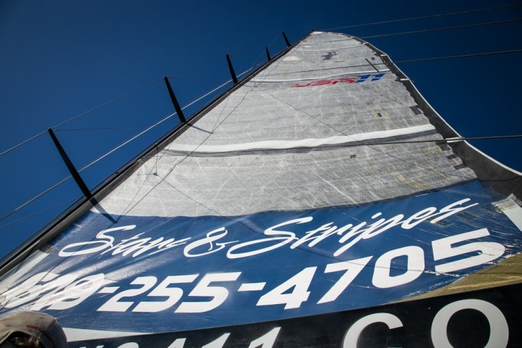 The Massive Sail