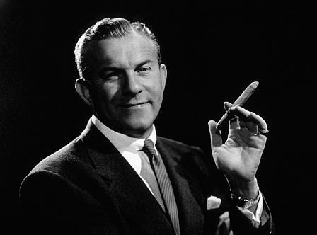 George Burns, Image courtesy of http://thenewflatrate.com