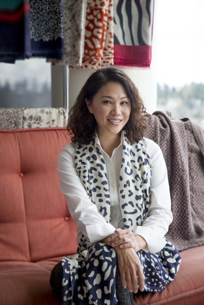Carrie Chen, Founder of Casana
