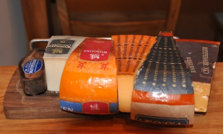 Amazing Cheeses: The Reypenaer Cheese Tasting Class