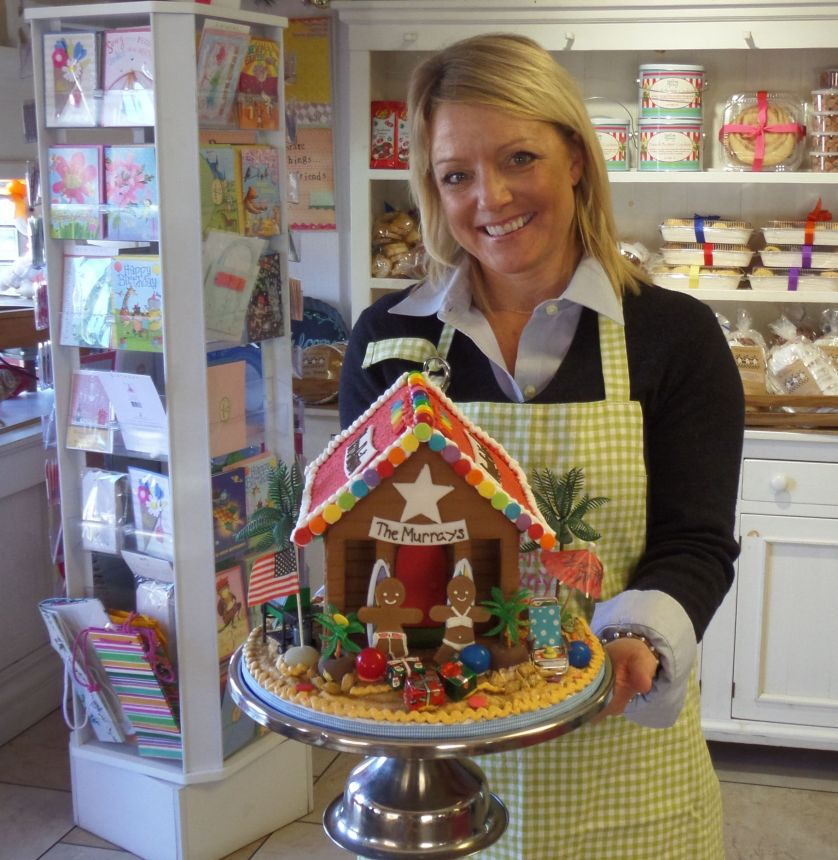 Solvang Bakery lets kids decorate gingerbread cookies or houses.