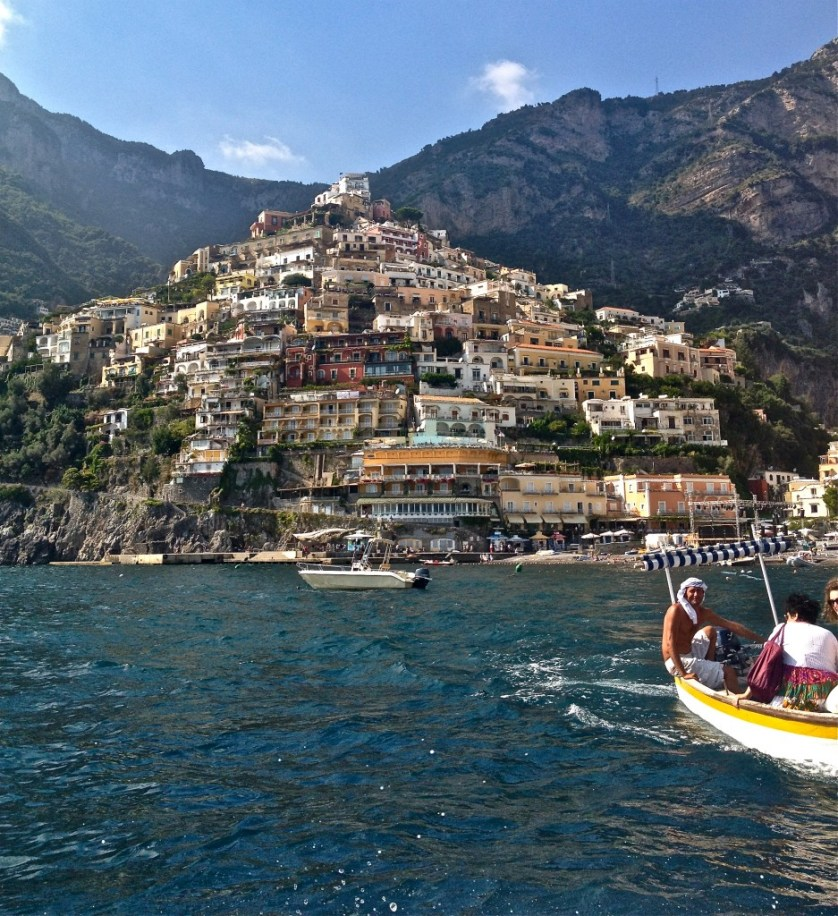 The Amalfi Coast is a world-renowned stretch of Italian coastline. (Photography Jenna Intersimone)