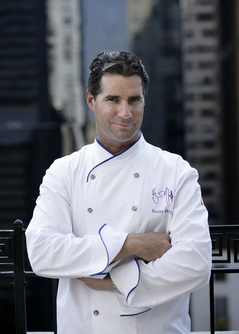 Executive Chef Kerry Heffernan
