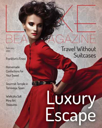 Luxe Beat Magazine FEBRUARY 2015 LUXURY ESCAPE