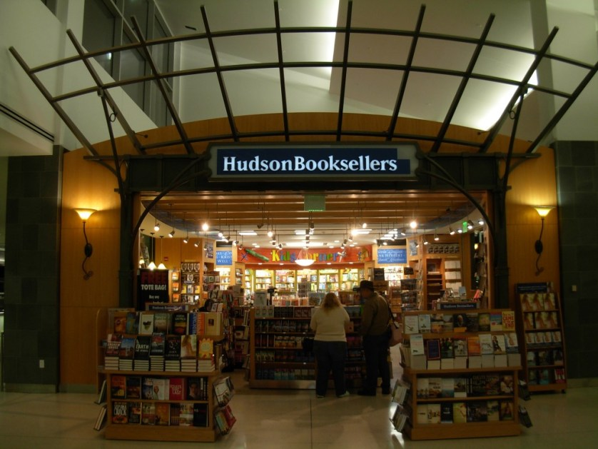 SEA - Hudson Booksellers by J Brew