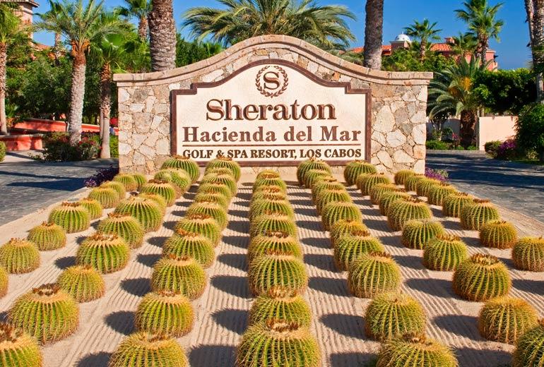 Sheraton Entrance