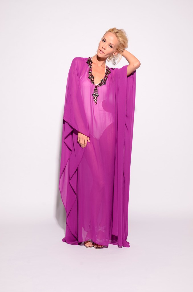 Julian Chang Caftan