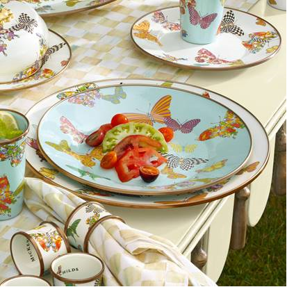 MacKenzie-Childs Debuts New Spring Collection at Fortnum & Mason's Flagship Store