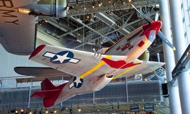 Unexpected in New Orleans: The National World War II Museum