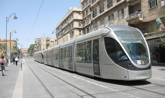 A Tale of Two Israeli Cities, Part 1: Jerusalem