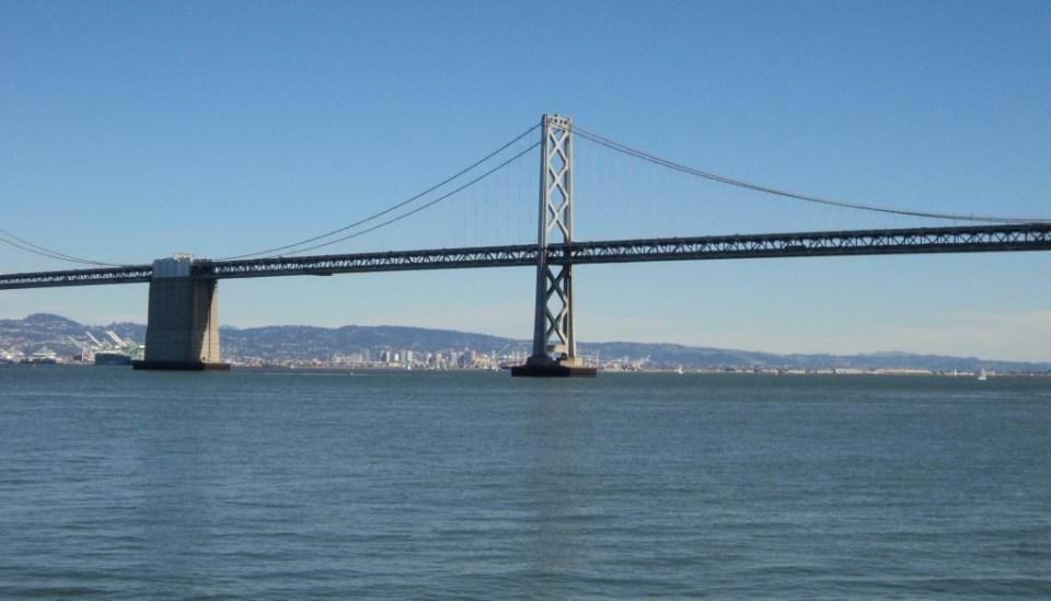 San Franisco 'City by the Bay'