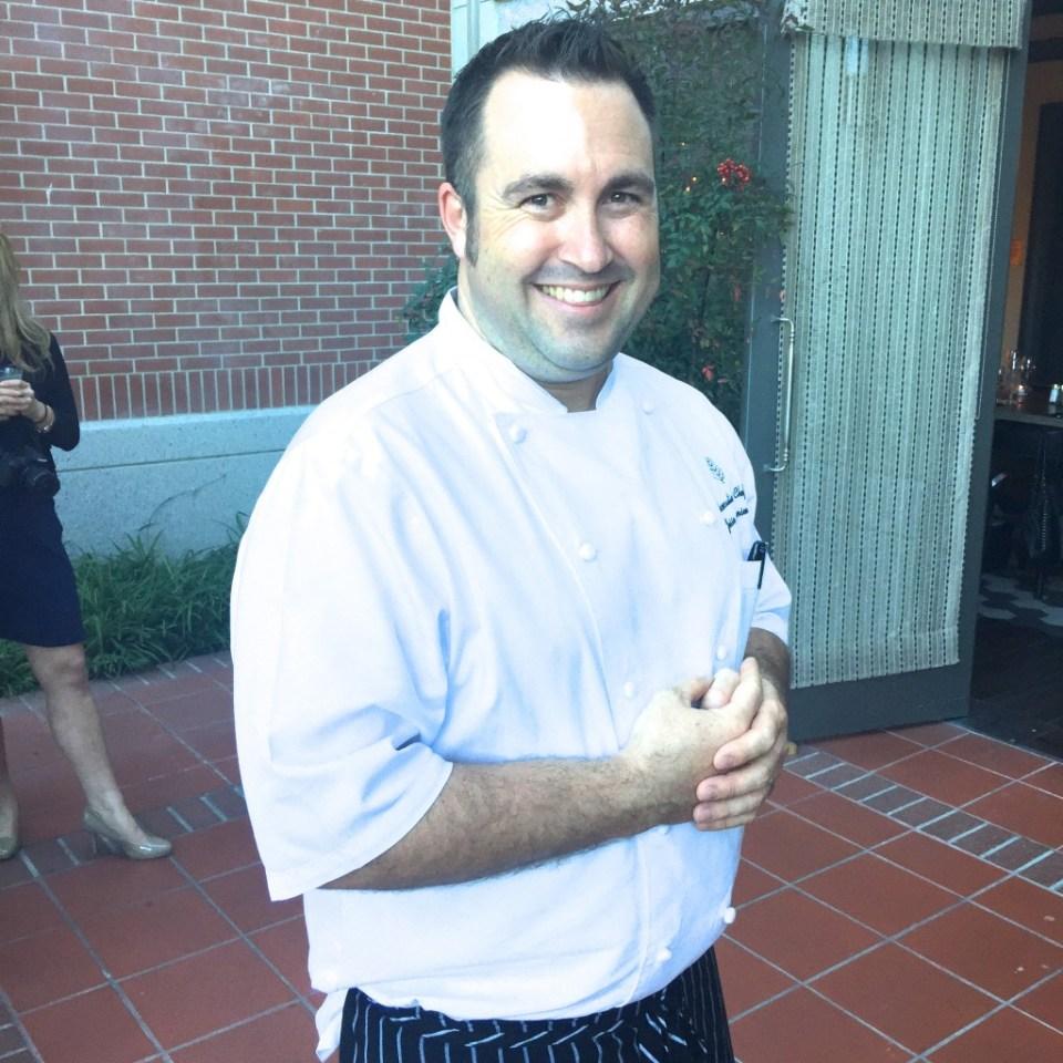 Executive Chef Jesse Hansen