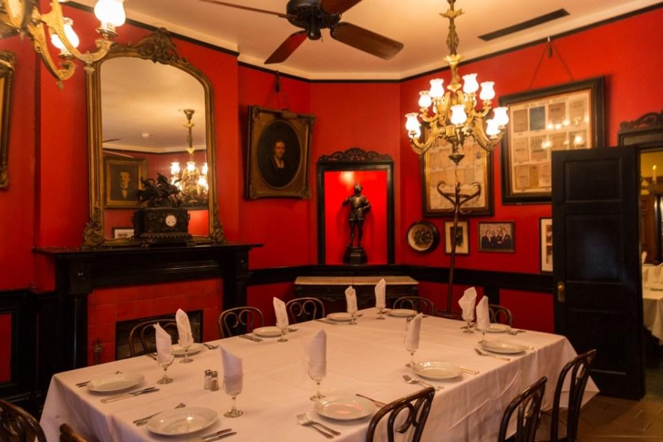 Tabasco Room