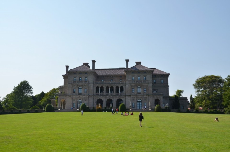 The Breakers.