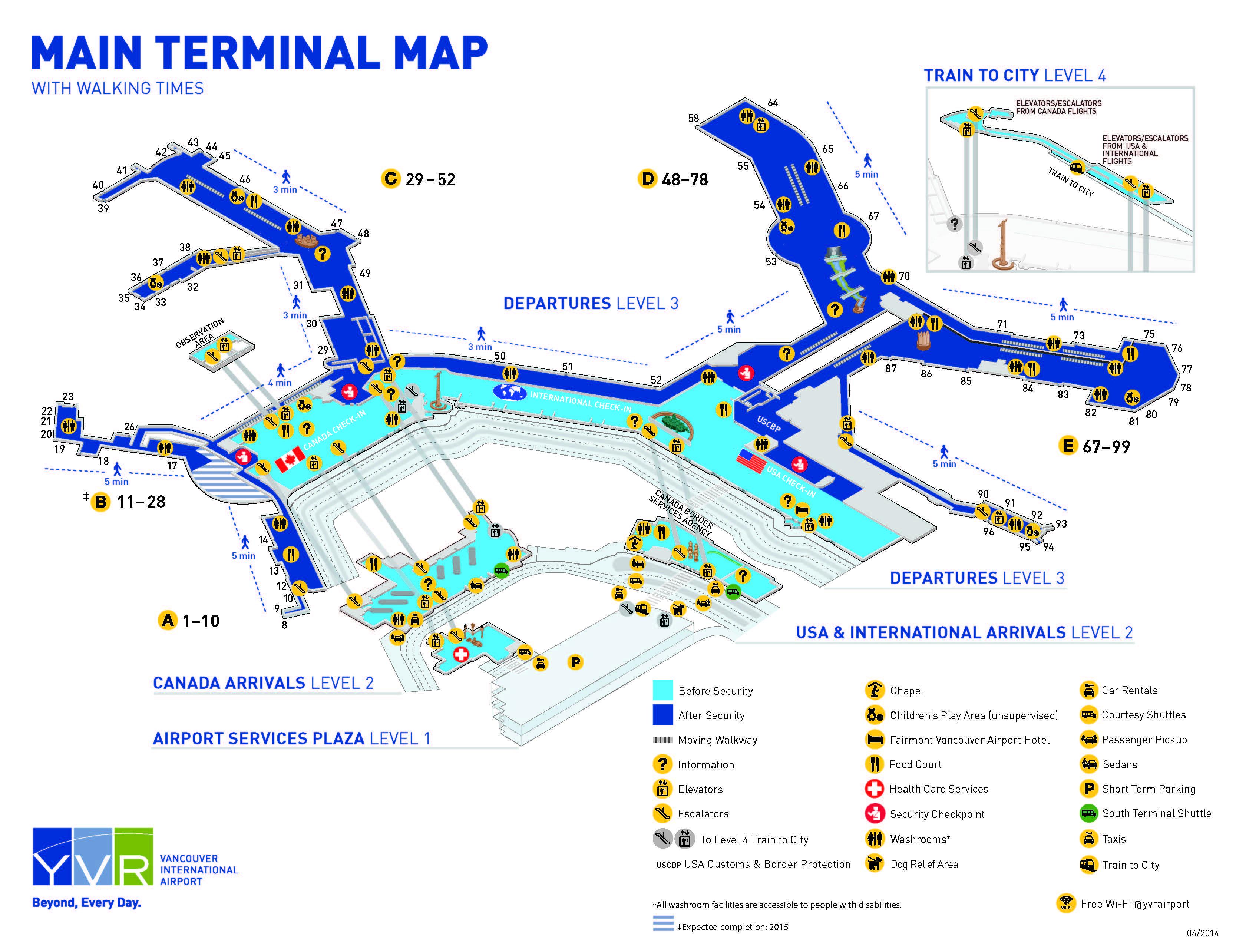 How To Get From Seatac Rental Car Return To Teminal