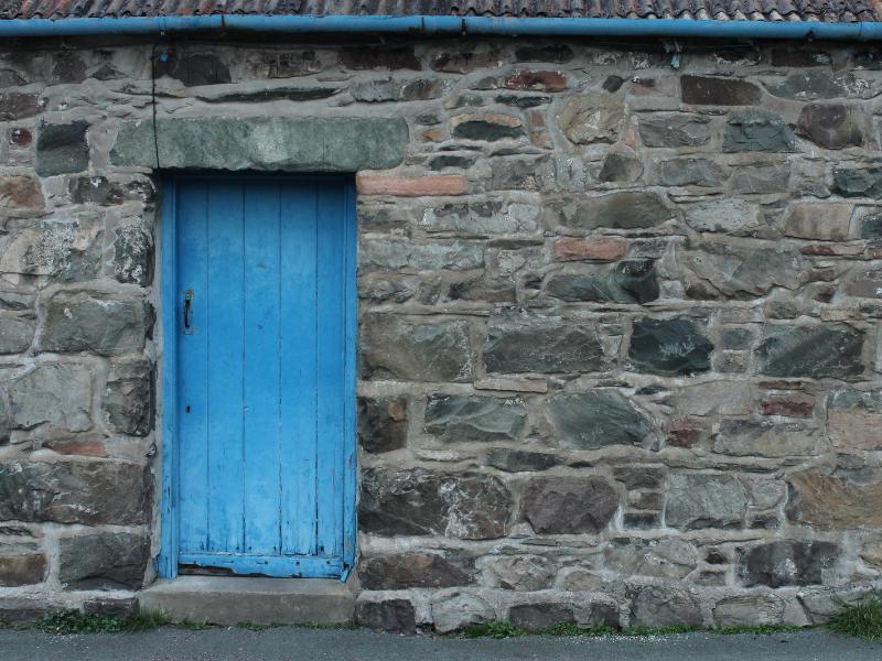 The village of Plockton on the shores of Loch Carron