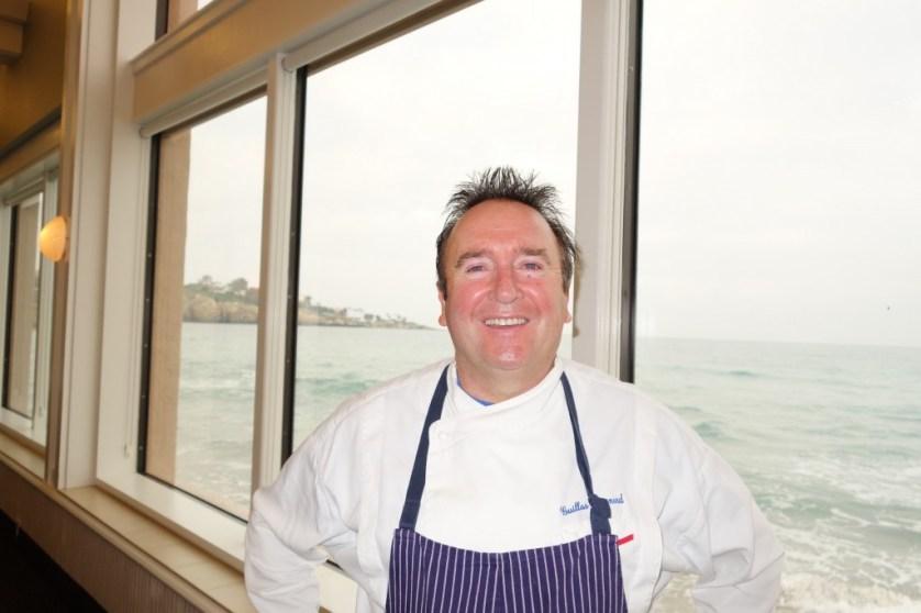 Chef Bernard Guillas
