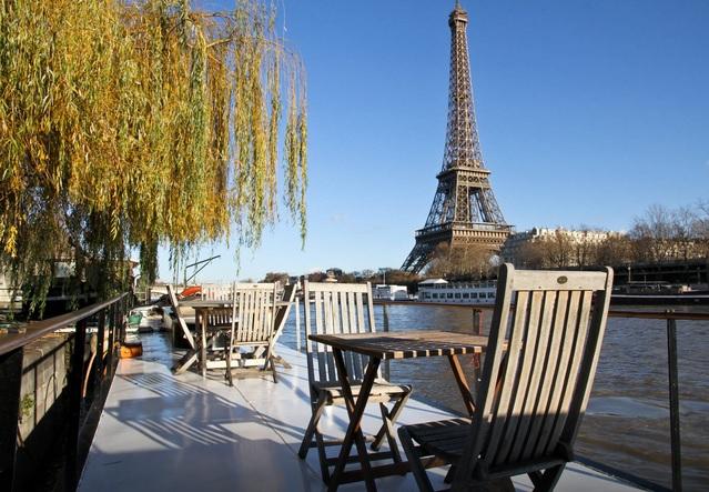 Paris, France Seine