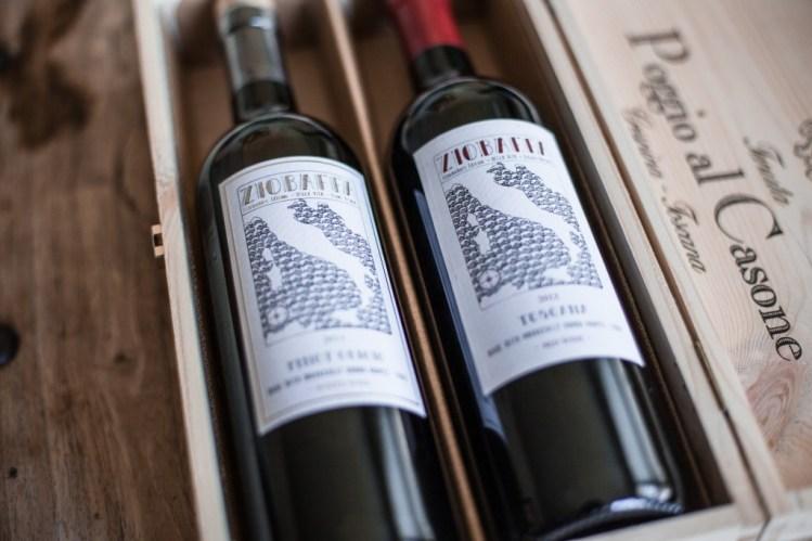 ZIOBAFFA Wine
