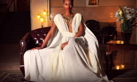 Raleigh Fashion Designer Andre Todd Thornton