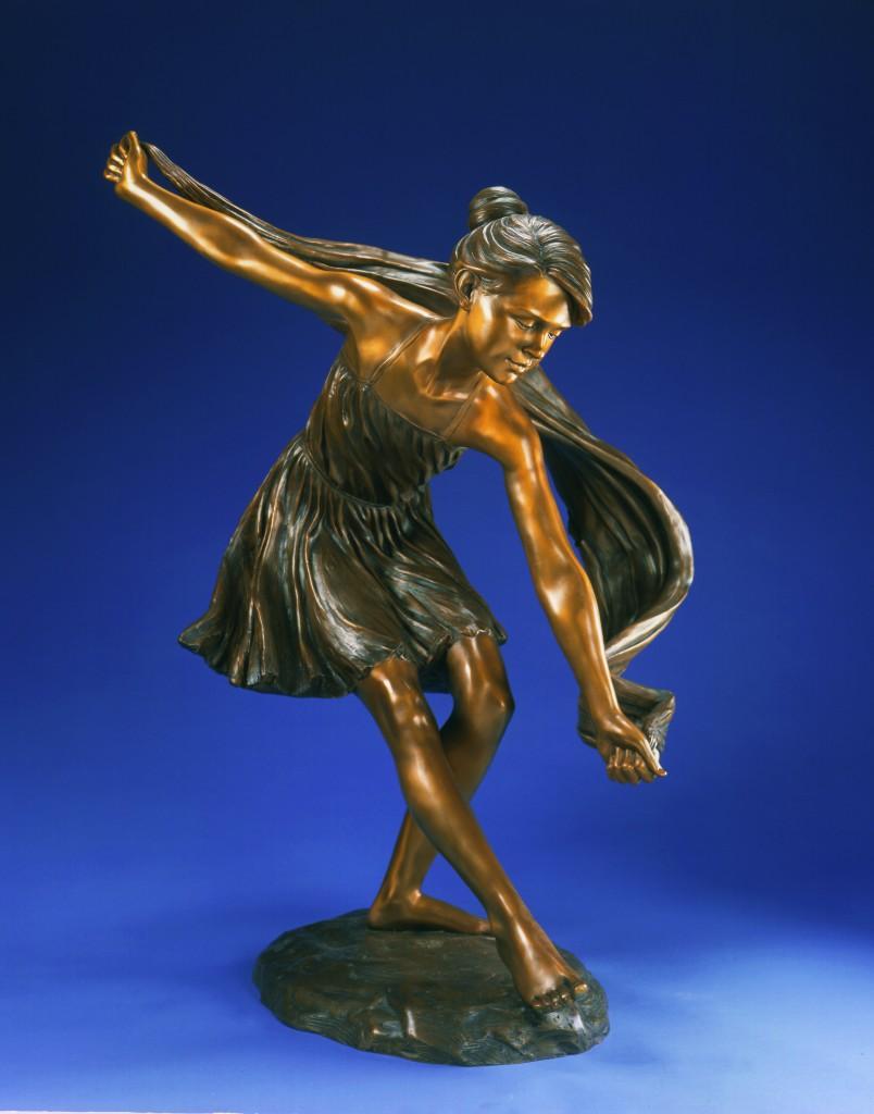 Sprint Dance by Karl Jensen at www.cordair.com