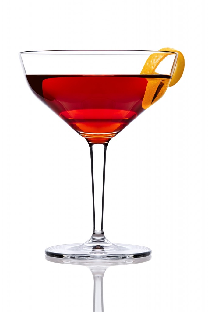 Deleon Firecracker Red Manhattan