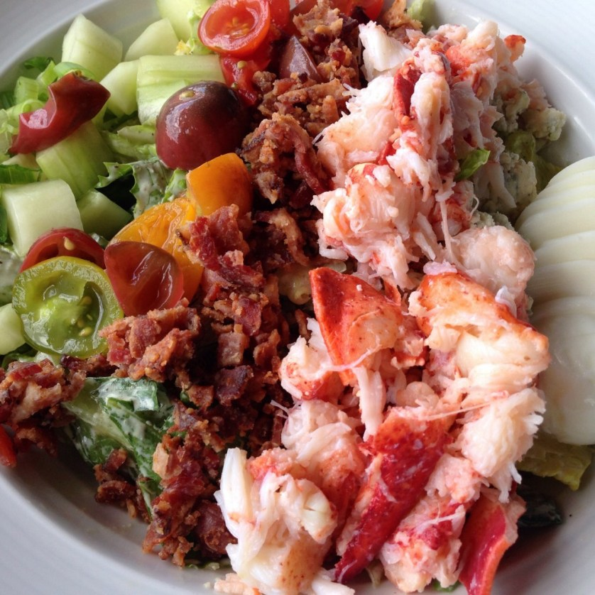 Grove Park Inn Lobster Cobb Salad