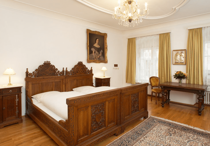 Bavarian King Wilder II Suite at Wilder Mann