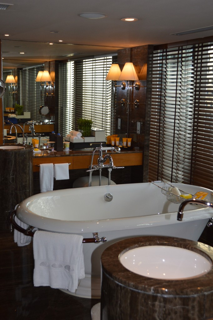 The luxury rooms and suites at The Mandarin Oriental never disappoint guests