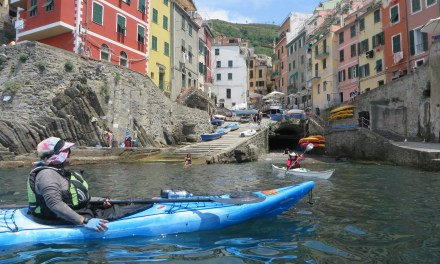 Experience La Dolce Vita at the Pace of a Paddle Stroke