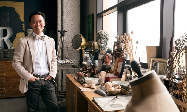 Luxury Designer Jonathan Rachman