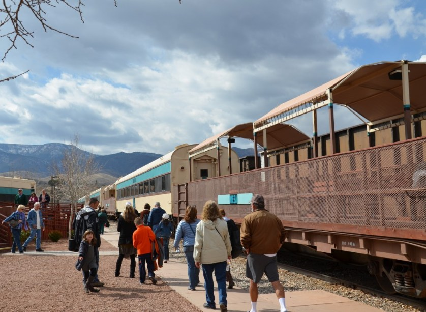 April - A Scenic Trip on the Verde Canyon Railroad - Jan Ross5
