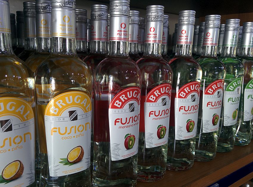Brugal Rum Factory