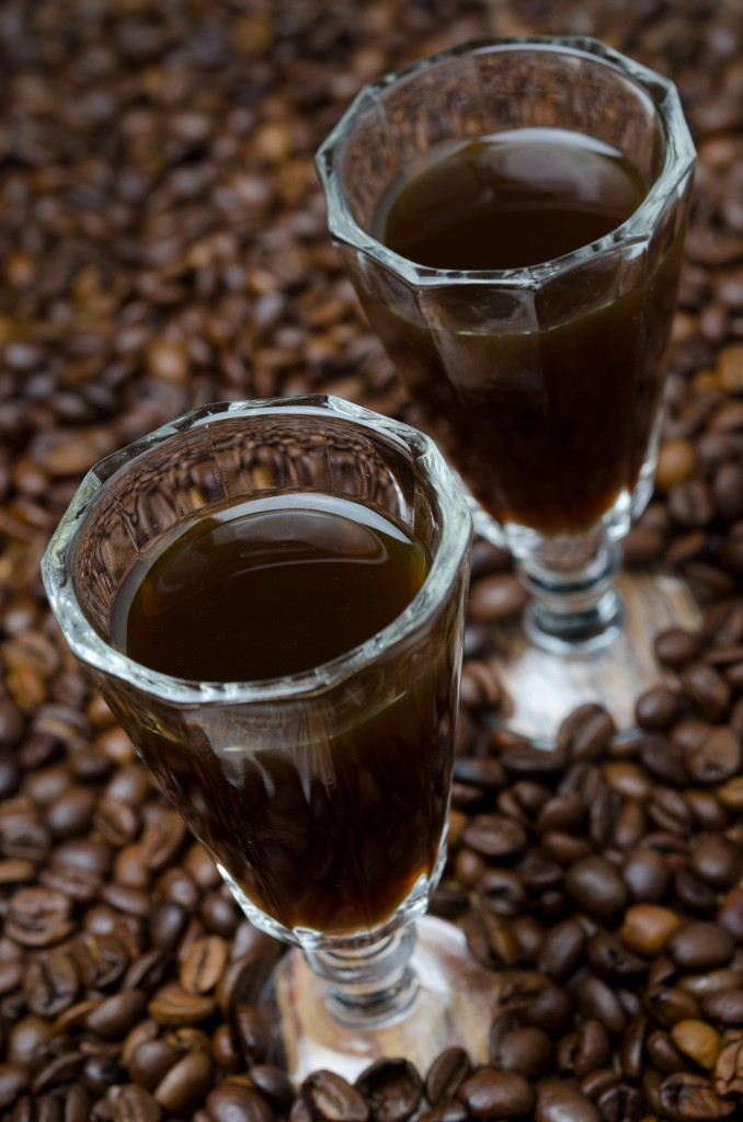 Double Espresso Chilled Shots
