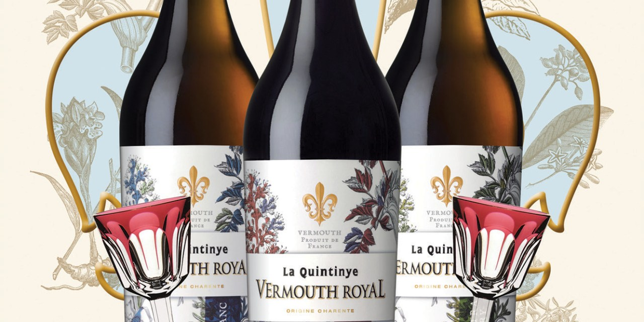 Drink Like a Queen with Vermouth Royal