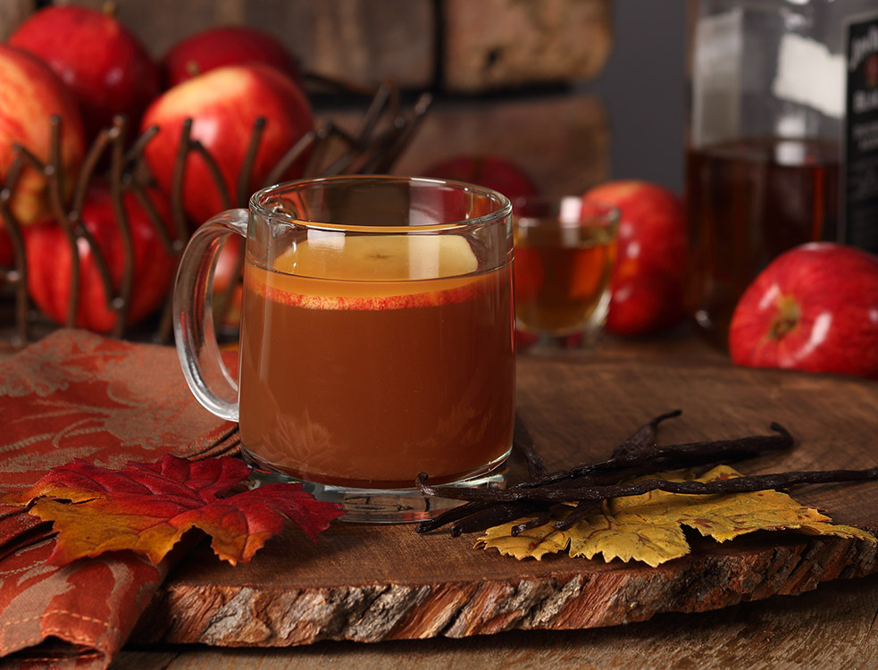 Mulled Whiskey Cider