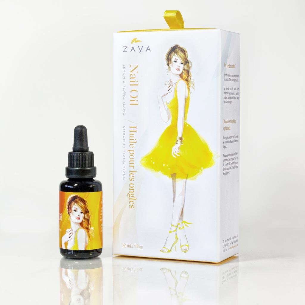 ZAYA Oils